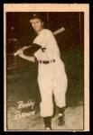 1952 Berk Ross  Bobby Brown  Front Thumbnail