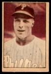 1952 Berk Ross  Richie Ashburn  Front Thumbnail