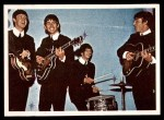 1964 Topps Beatles Diary #12 A Paul McCartney  Front Thumbnail