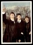 1964 Topps Beatles Color #12   John, Ringo and Paul Front Thumbnail