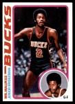1978 Topps #56  Junior Bridgeman  Front Thumbnail