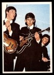 1964 Topps Beatles Diary #25 A John Lennon  Front Thumbnail