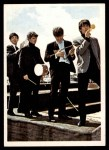 1964 Topps Beatles Color #43   Beatles goofing off Front Thumbnail