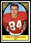 1967 Topps #70  Fred Arbanas  Front Thumbnail