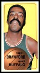 1970 Topps #162  Fred Crawford   Front Thumbnail