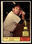 1961 Topps #559  Jim Gentile  Front Thumbnail