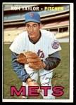 1967 Topps #606  Ron Taylor  Front Thumbnail