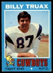 1971 Topps #152  Billy Truax  Front Thumbnail
