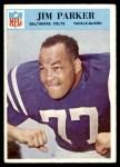 1966 Philadelphia #23  Jim Parker  Front Thumbnail