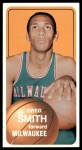 1970 Topps #166  Greg Smith   Front Thumbnail