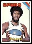 1975 Topps #243  Rich Jones  Front Thumbnail