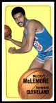 1970 Topps #19  McCoy McLemore   Front Thumbnail