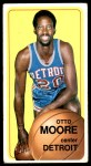 1970 Topps #9  Otto Moore   Front Thumbnail