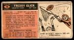 1965 Topps #76  Freddy Glick  Back Thumbnail
