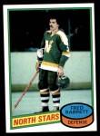 1980 Topps #253  Fred Barrett  Front Thumbnail