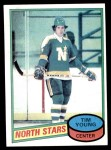 1980 Topps #174  Tim Young  Front Thumbnail