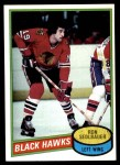 1980 Topps #134  Ron Sedlbauer  Front Thumbnail