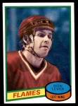 1980 Topps #124  Don Lever  Front Thumbnail