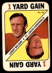 1971 Topps Game #46  Larry Wilson  Front Thumbnail