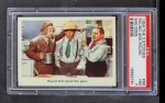 1959 Fleer Three Stooges #86   Round and Round She Goes  Front Thumbnail