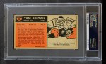 1965 Topps #40  Tom Sestak  Back Thumbnail