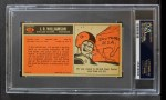 1965 Topps #153  J.R. Williamson  Back Thumbnail