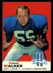 1969 Topps #54  Wayne Walker  Front Thumbnail