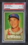 1952 Topps #4  Don Lenhardt  Front Thumbnail