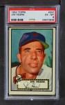 1952 Topps #337  Jim Hearn  Front Thumbnail