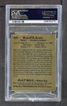 1939 Play Ball #159  Red Evans  Back Thumbnail