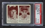 1941 Double Play #75  / 76 Cecil Travis / George Case  Front Thumbnail