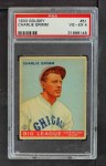 1933 Goudey #51  Charlie Grimm  Front Thumbnail