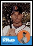 2012 Topps Heritage #188  Marco Scutaro  Front Thumbnail