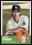 2012 Topps Heritage #123  Andre Ethier  Front Thumbnail