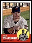2012 Topps Heritage #493  Josh Willingham  Front Thumbnail