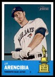 2012 Topps Heritage #67  J.P. Arencibia  Front Thumbnail