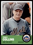 2012 Topps Heritage #233  Terry Collins  Front Thumbnail