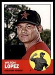 2012 Topps Heritage #189  Wilton Lopez  Front Thumbnail