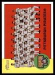 2012 Topps Heritage #151   Pittsburgh Pirates Front Thumbnail
