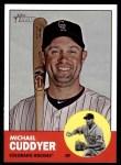 2012 Topps Heritage #500  Michael Cuddyer  Front Thumbnail