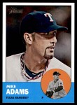 2012 Topps Heritage #352  Mike Adams  Front Thumbnail
