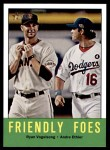 2012 Topps Heritage #68   -  Ryan Vogelsong / Andre Ethier Friendly Foes Front Thumbnail