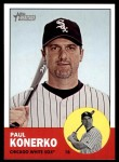 2012 Topps Heritage #100  Paul Konerko  Front Thumbnail