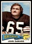 1975 Topps #427  John DeMarie  Front Thumbnail