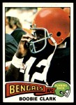 1975 Topps #491  Boobie Clark  Front Thumbnail
