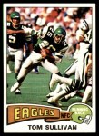 1975 Topps #509  Tom Sullivan  Front Thumbnail