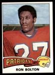 1975 Topps #467  Ron Bolton  Front Thumbnail