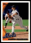 2010 Topps Update #92  Pedro Feliciano  Front Thumbnail