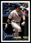 2010 Topps Update #91  Nick Johnson  Front Thumbnail