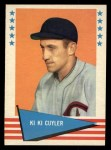 1961 Fleer #19  Kiki Cuyler  Front Thumbnail